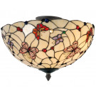 Plafondlamp Vlindertuin 30cm