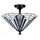 Plafondlamp French Art Deco