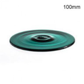 Rondels 315AM aqua 100mm