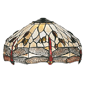 Lampenkap Libelle Classic 40cm