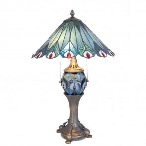 Tafellamp Pauw compleet 40cm