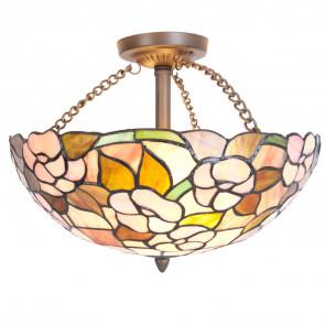 Plafondlamp Althea bloem