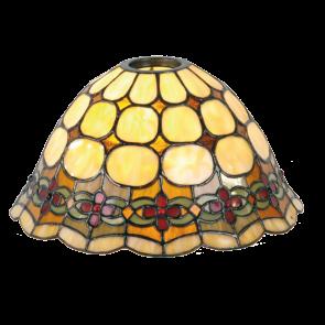 Lampenkapje Bloem 27cm