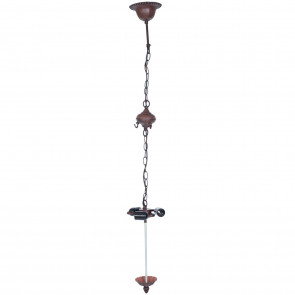Lampophanging 16x16x95cm