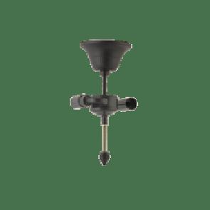 Armatuur plafond ophanging klassiek (vrijhangend of tegen plafond) 2x E14