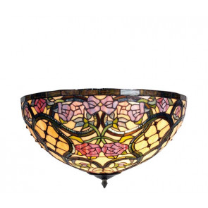 Plafondlamp Victorian Rose 40cm