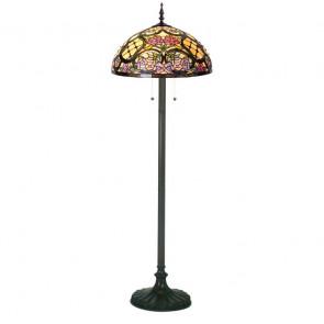 Vloerlamp Victorian Rose