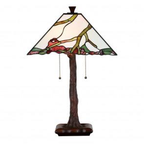 Tafellamp Exotic Maple 40x40cm