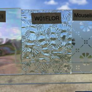 W01F Flor Viooltjesglas Blank
