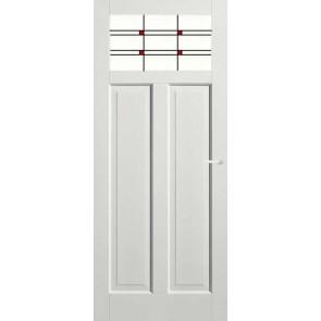 Glas-in-loodramen bovenpaneel S001