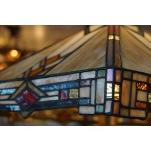 Hanglamp Art Deco Arrow 58cm