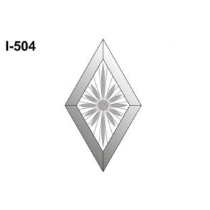 Facet wyber 105x182mm (I-504)