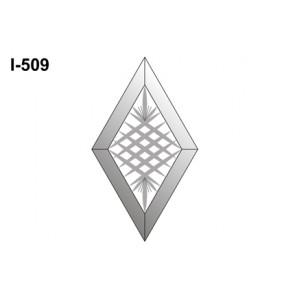 Facet wyber 109x182mm (I-509)