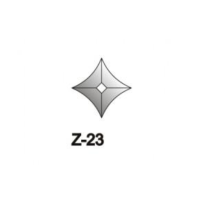 Facet vierkant 56x56mm (Z-23)