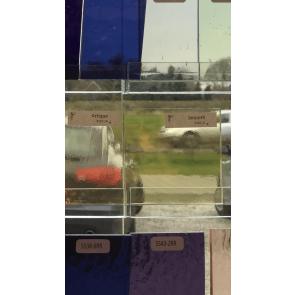 Glasmonsterset alle transparante glassoorten (7 stuks)
