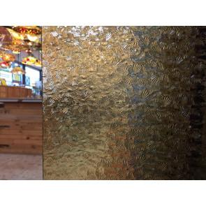 W0002F Flor Viooltjesglas Geel