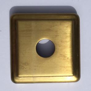 Afdekkapje vierkant 43mm