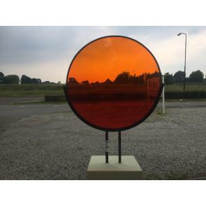Glashouder standaard frame 40cm
