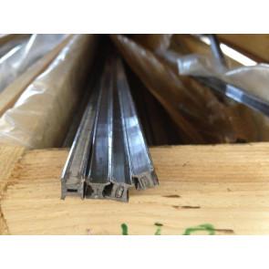 Loodprofiel H8mm (staalkern)