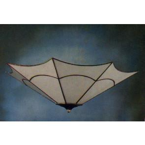 Plafondlamp Foka | Jose geschulpte rand
