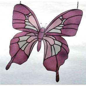 Vlinderaamhanger (maatwerk Tiffany)