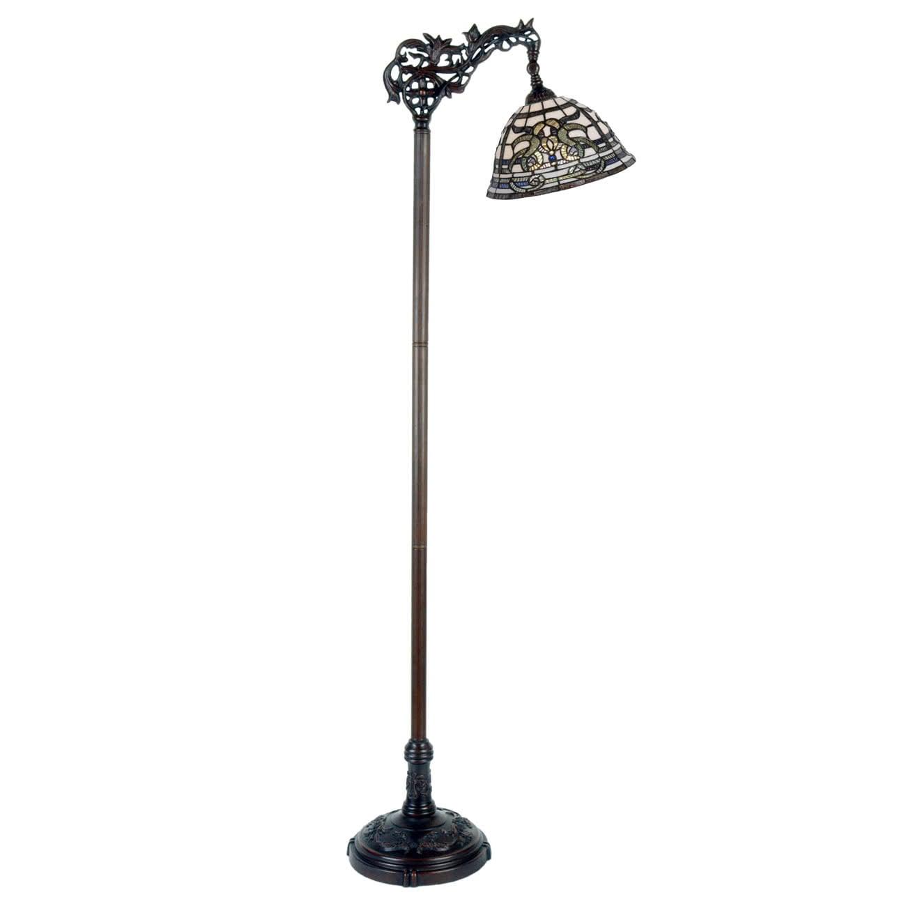 Vloerleeslamp