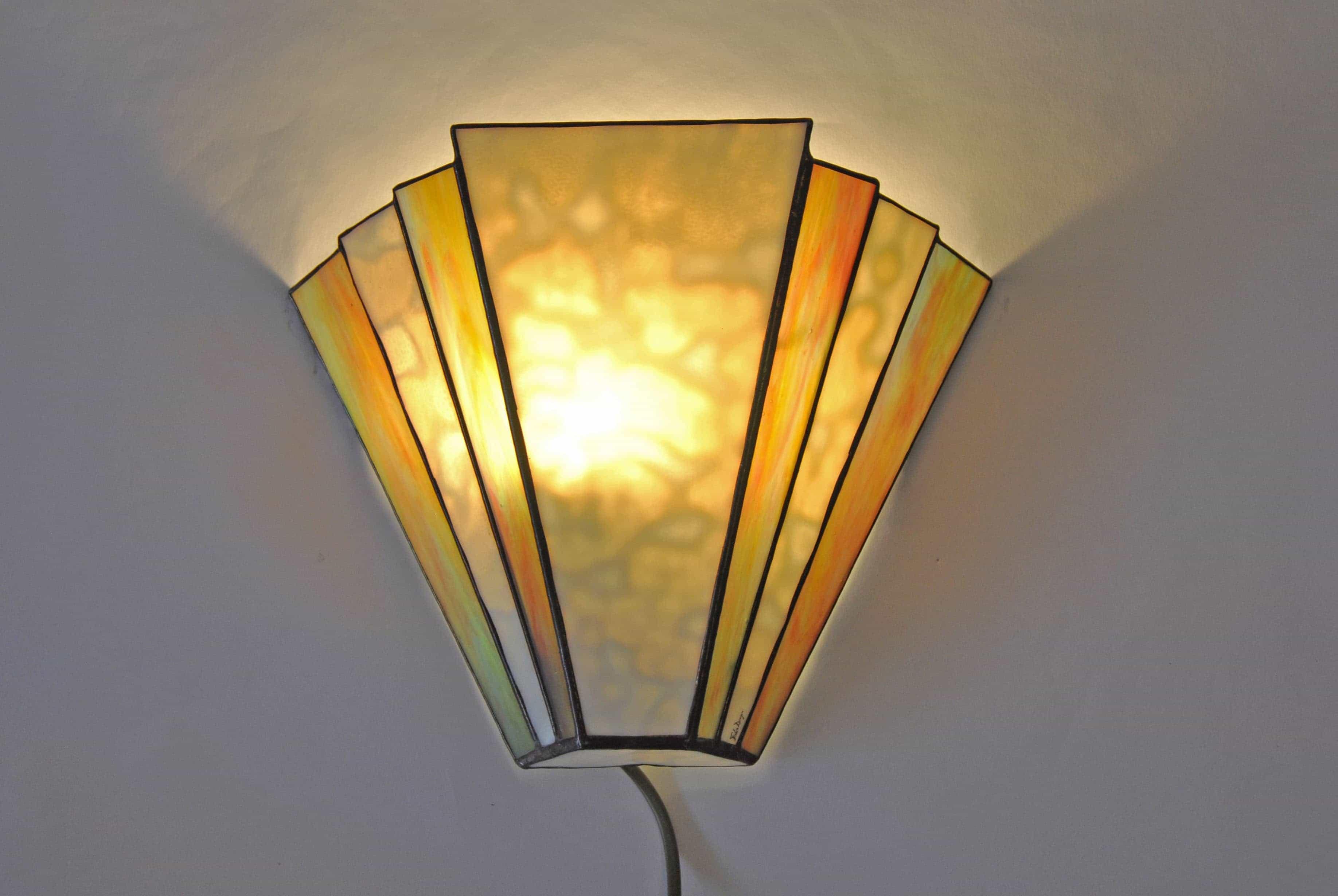 Antieke Tiffany Lampen : Foka tiffanylampen
