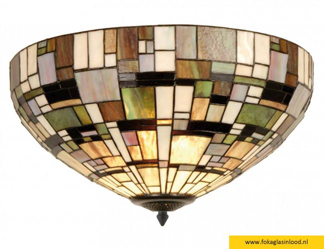 Plafondlamp Blok 50cm