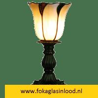 Tafellampje Uplight 16cm