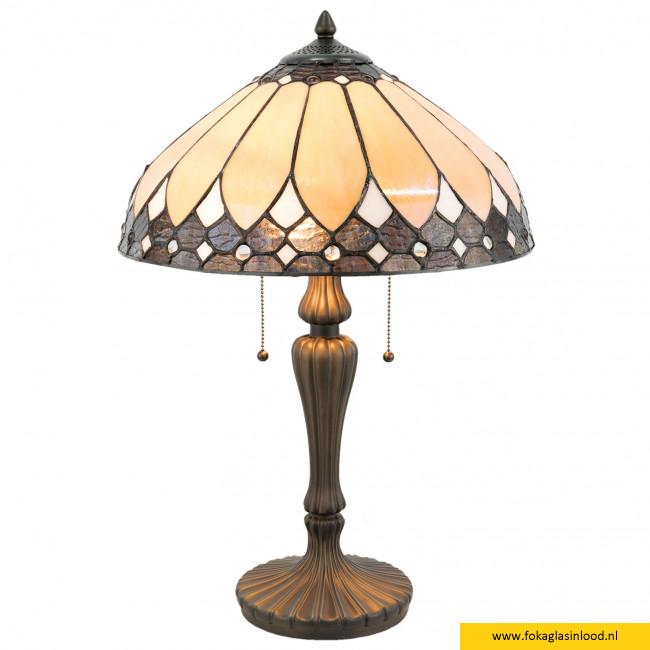 Tafellamp compleet Ø 25cm