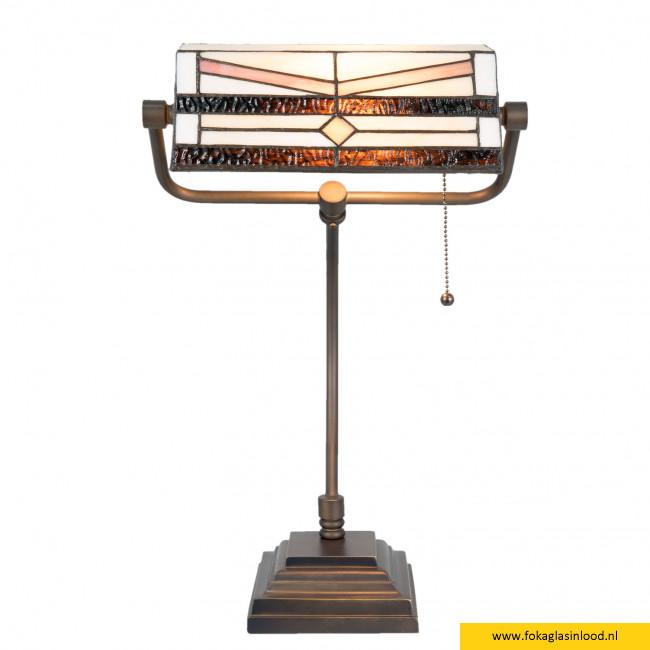Bureaulamp 31*30*52 cm 1xE27