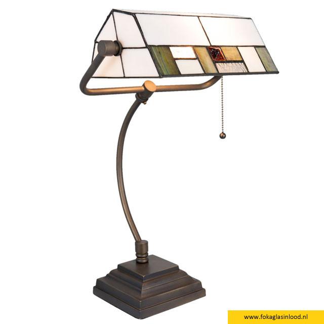 Bureaulamp blok