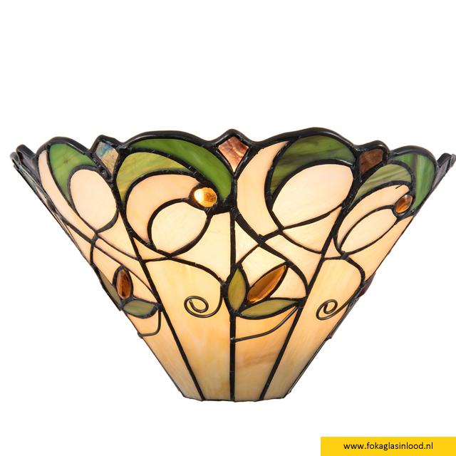 Wandlamp schelp-klassiek Ø 30cm