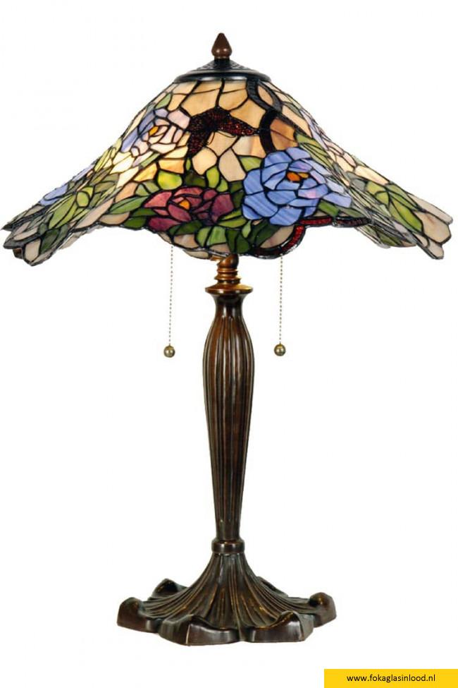 Tafellamp compleet Flower