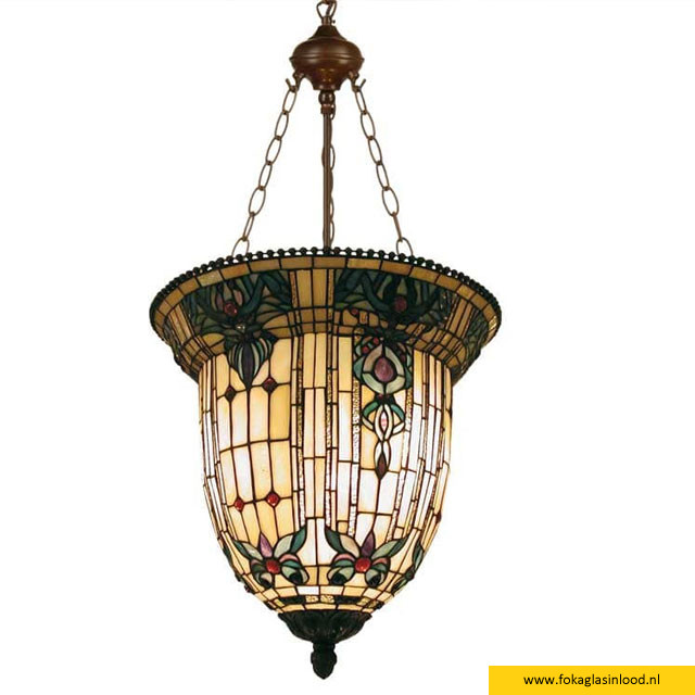 Plafondlamp kroon Victorian Ocean