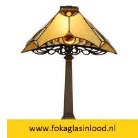 Tafellamp compleet Klassiek 35cm