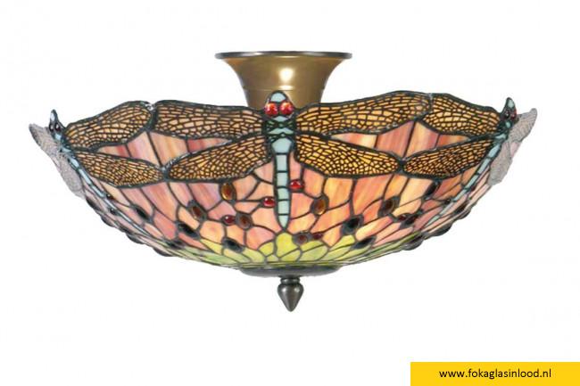 Plafondlamp Libelle Nature Ø 40cm
