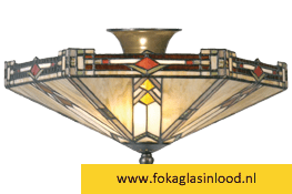 Plafondlamp Arrow Ø 40cm