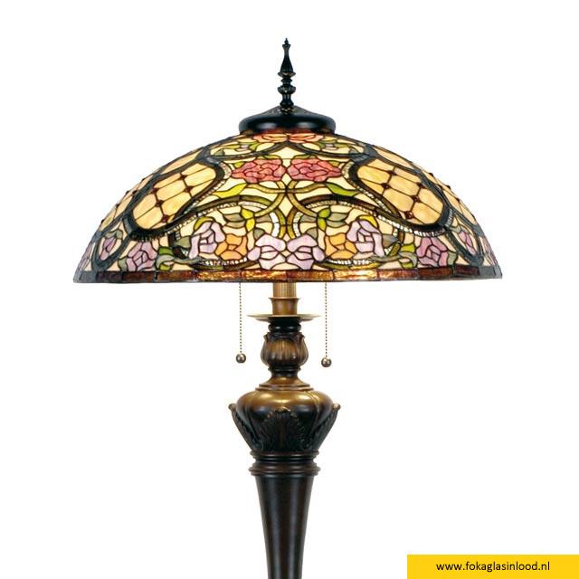 Vloerlamp Victorian Garden