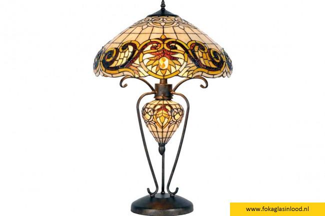 Tafellamp compleet Carousel