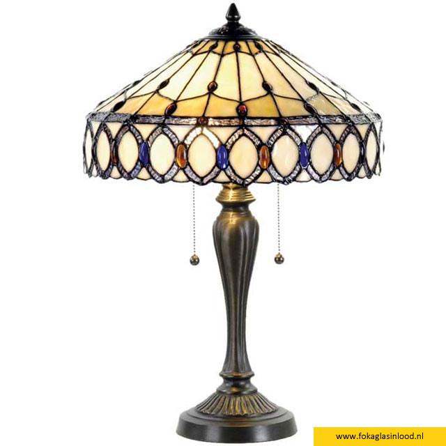 Tafellamp compleet Circle Colour 40cm