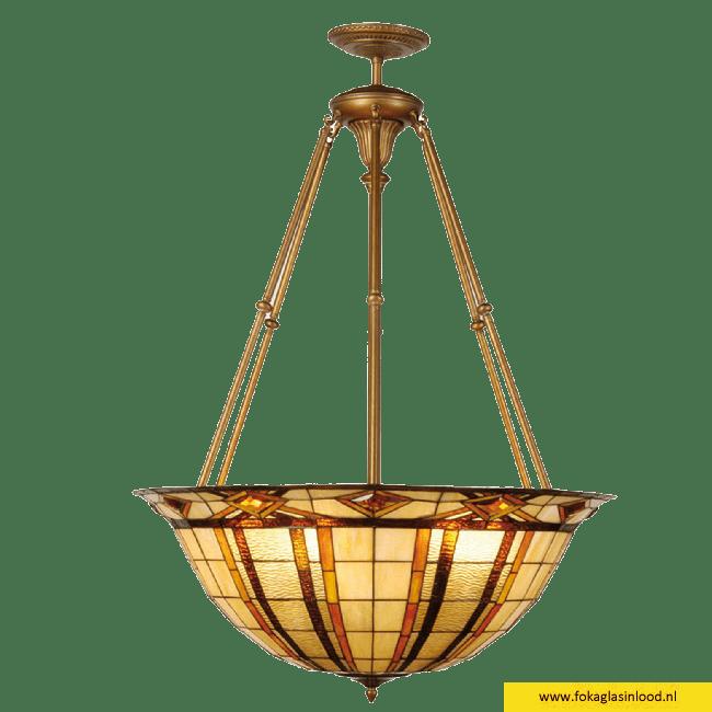 Plafondlamp groot Kroon Jewel