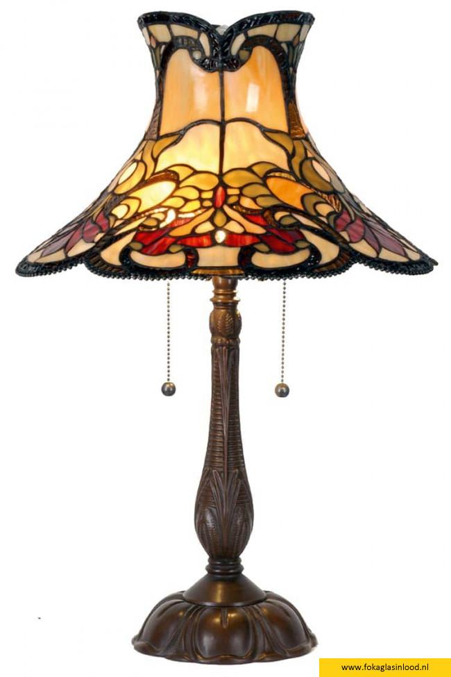 Tafellamp compleet Victorian style