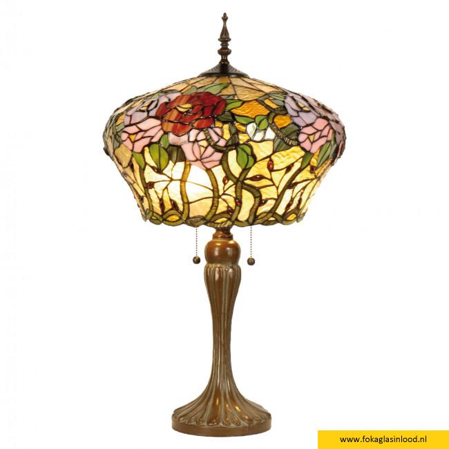 Tafellamp compleet Multi color