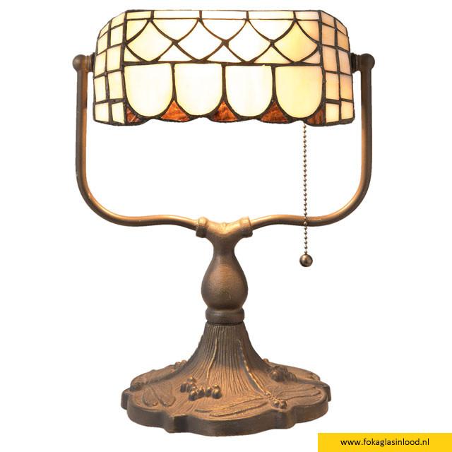 Bureaulamp Amber 26cm