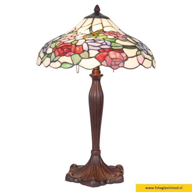 Tafellamp Nature Rose Ø 40cm