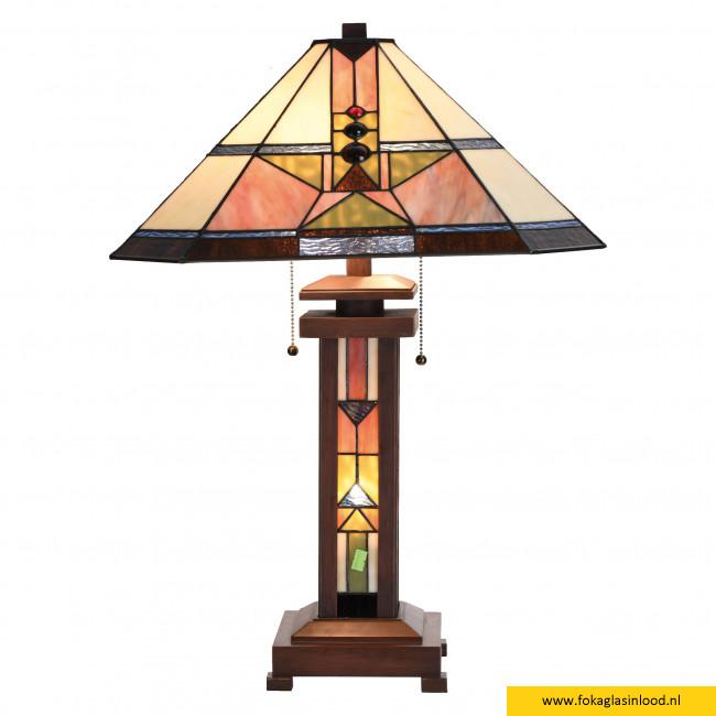 Tafellamp compleet Ø 42cm