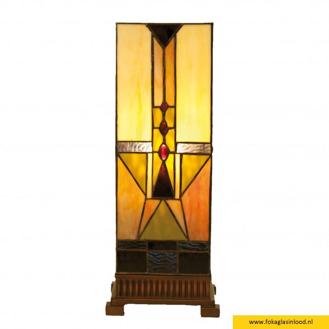 Windlicht Art Deco Star H45cm