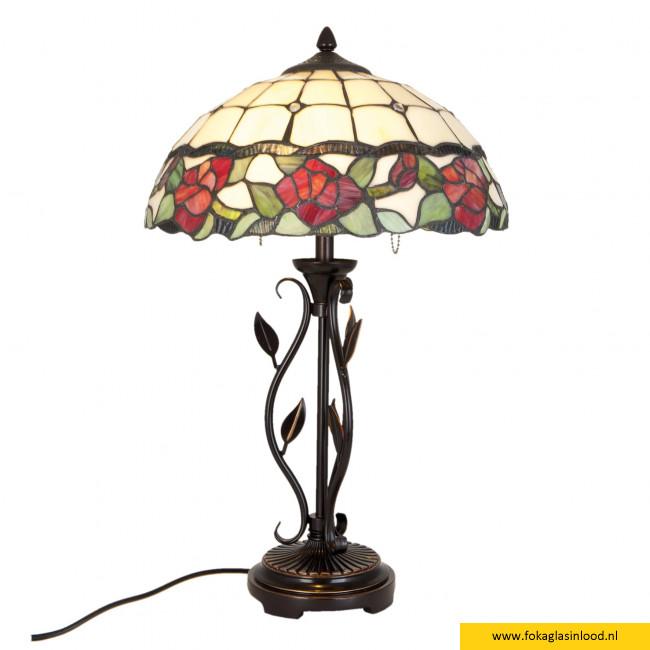 Tafellamp compleet Ø 35cm Rose
