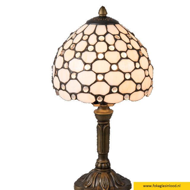 Tafellamp compleet Royal Ø 21cm